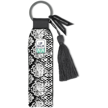 SC Snakeskin Key Chain