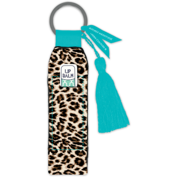 SC Solid Leopard Key Chain