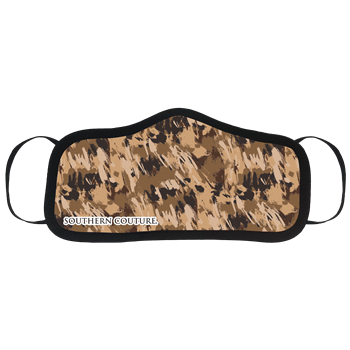 SC Personal Protective Mask-Camouflage