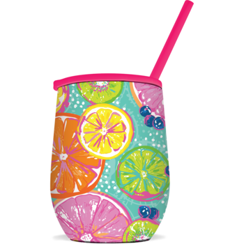 SC Tumbler-The Winee-Citrus