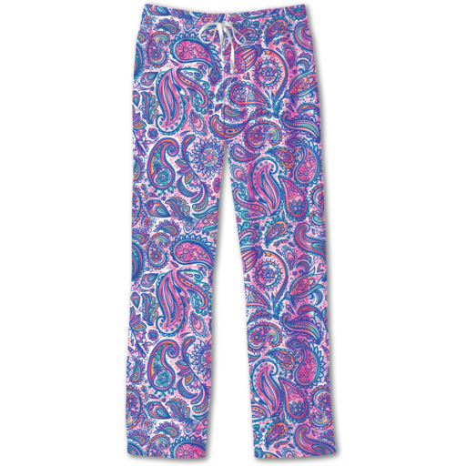 SC Lounge Pants-Paisley