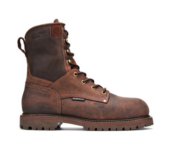 Carolina Boots 8 Inch Composite Toe Work Boots - CA9528