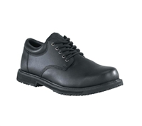 Grabbers Sure Grip Plus Plain Toe Oxford Shoes - G112