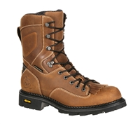Georgia Comfort Core Low Heel Logger Work Boot- GB00122