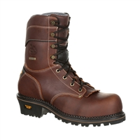 Georgia AMP LT Logger Composite Toe Work Boot GB00236