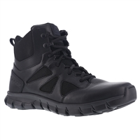 Reebok RB8605 Sublite Cushion Side Zip Tactical Boot