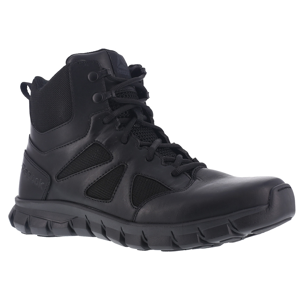 Reebok RB8605 Sublite Cushion Side Zip Tactical Boot 9f4546696