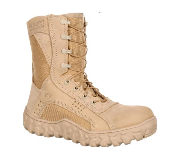 c8fe20ca040 Rocky Boots S2V Vented Military Duty Boots - FQ0000101