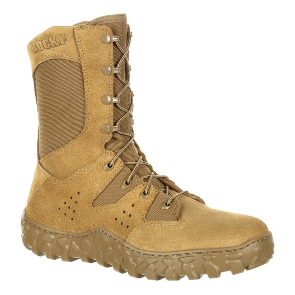 afabefcf45a Rocky Boots S2V Predator Military Boots RKC072