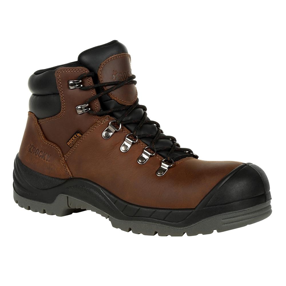 Rocky Direct Attach Brown Work Boot Rkk0245