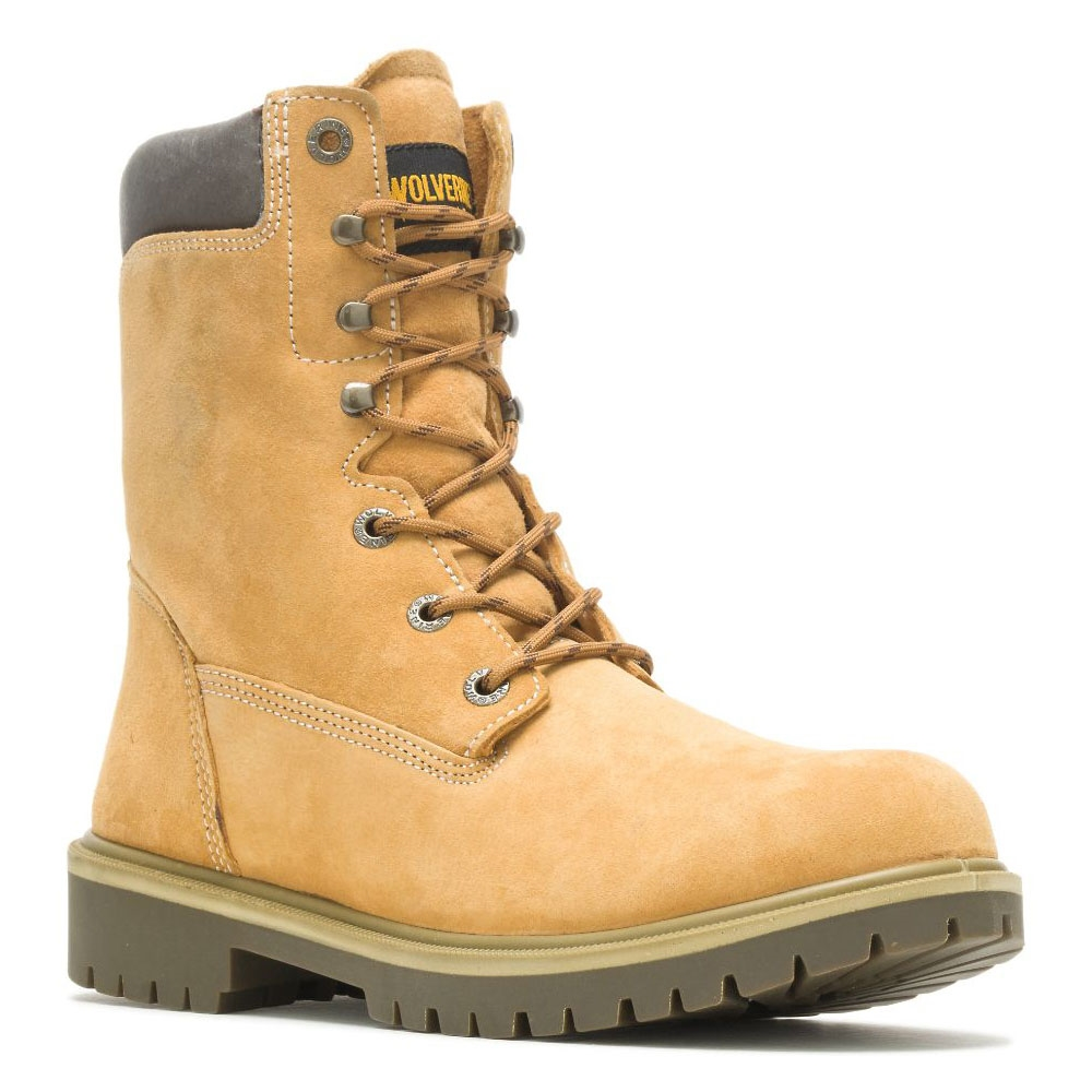 57f70307f4a Wolverine Waterproof Insulated Work Boot - W01195