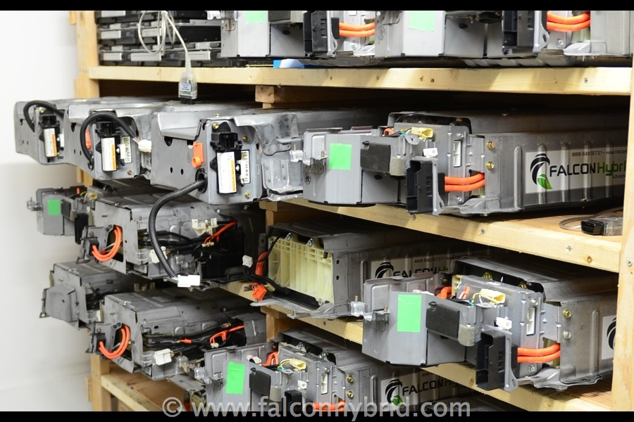 Rebuilt Toyota Camry Hybrid Battery Reconditioned And Refurbished