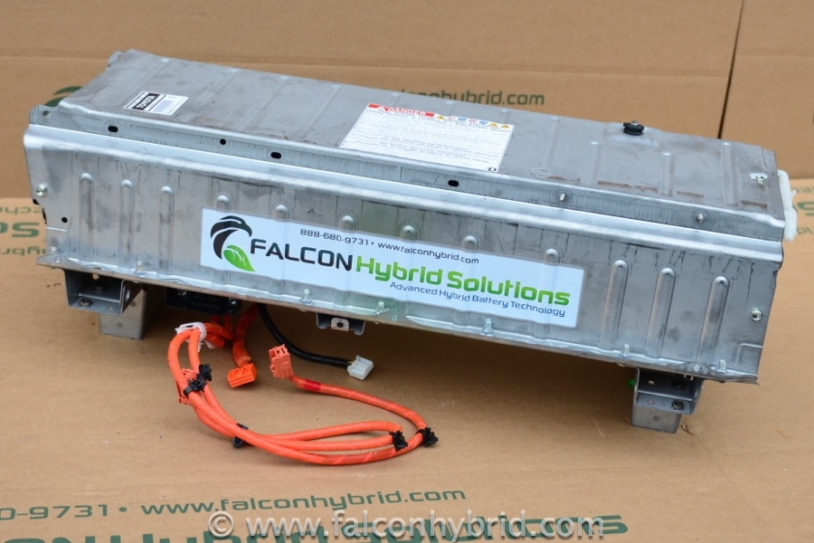 Rebuilt Lexus Gs450h Hybrid Battery With Brand New Cells For 2007 Thru 2017