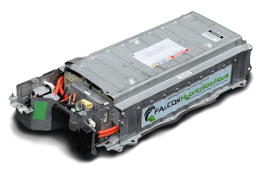 Lithium Car Battery >> Rebuilt Toyota Prius Hybrid Battery Reconditioned and refurbished with generation 2 cells.