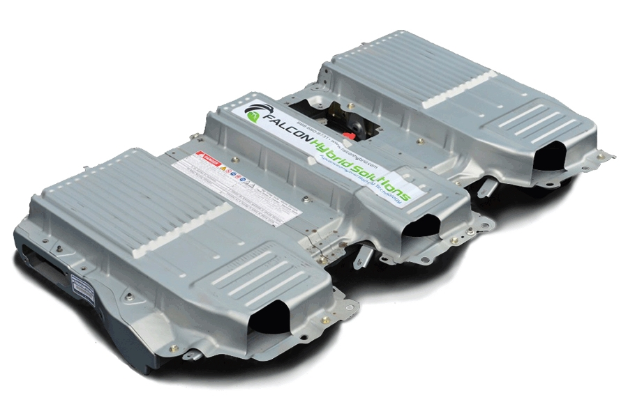 Toyota Highlander Hybrid Battery With Brand New Cells For 1st Generation 2005 Thru 2007