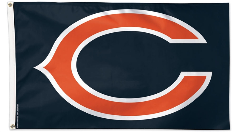 cheap for discount ff408 8ff8e Chicago Bears Flag