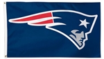 New England Patriots Flag - Deluxe