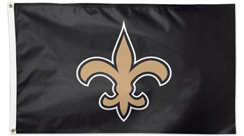 New Orleans Saints Flag - Deluxe