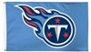 Tennessee Titans Flag - Deluxe