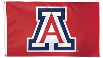 University of Arizona Flag - Deluxe