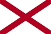 Alabama State Flag Monsoon Heavy Duty