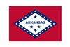 Arkansas State Flag Monsoon Heavy Duty