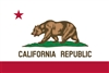 California State Flag Monsoon Heavy Duty