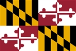 Maryland State Flag Monsoon Heavy Duty