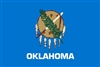 Oklahoma State Flag Monsoon Heavy Duty