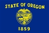 Oregon State Flag Monsoon Heavy Duty