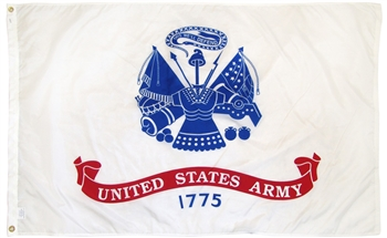 US Army Monsoon Flags