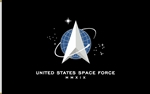 US Space Force Flags