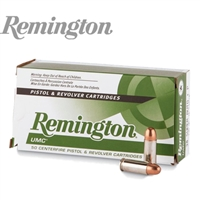 Remington UMC 45 ACP Ammunition