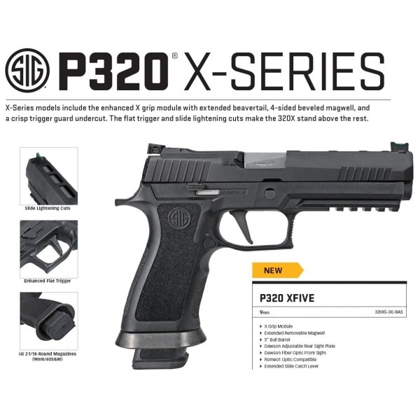 Learn These Tamil Storm — Sig Sauer P320 X Review