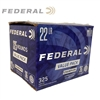 Federal 22 Long Rifle Ammunition