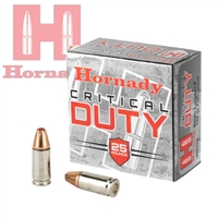 Hornady Critical Duty 9mm Ammunition
