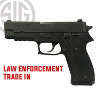 Police Trade-In Sig Sauer P220