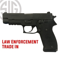 Sig-Sauer Police P220 Trade-In Great Condition