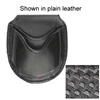 Stallion Leather Double Cuff Holder