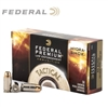 Federal 45ACP Hydro-Shok Ammunition