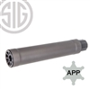 Sig Sauer SRD9 Suppressor Law Enforcement Discount