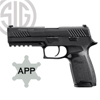 Sig Sauer P320 Full 40 S&W Police Discount