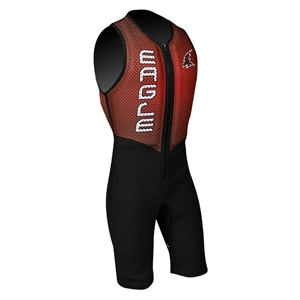 Eagle Mach 1 Jump Suit - Red