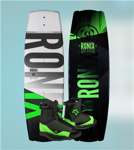 2020 Ronix Vault w/ District Wakeboard Package