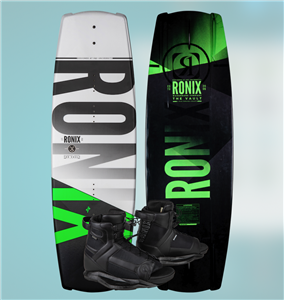 2020 Ronix Vault w/ Divide Wakeboard Package