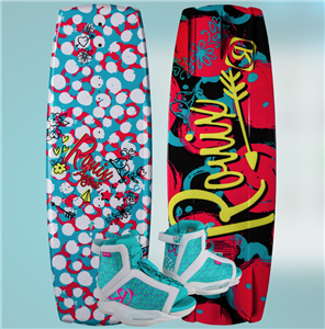 2020 Ronix August w/ August Wakeboard Package