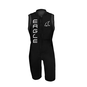 Eagle All Black Mens Barefoot Wetsuit