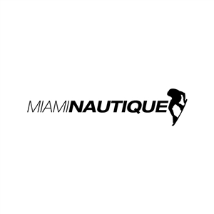 Miami Nautique Men's Wakeboard Sticker