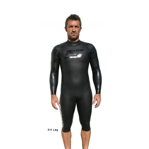 Stokes Super Flex Slalom Suit 3/4 Below Knee