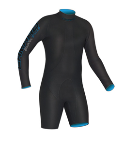 Camaro JUNIOR Blacktec Longsleeve Mono Pro 1.0mm Wetsuit